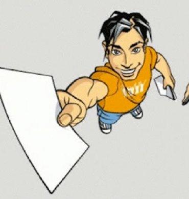 Маркетинг, реклама, PR в Кыргызстан: Я ищу промоутер рекламщик работа позвонитье опыт есть