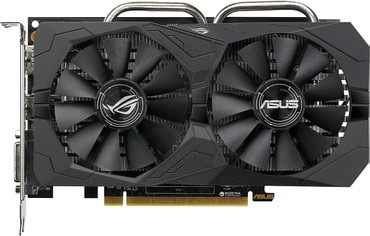 Видеокарта ASUS STRIX AMD Radeon RX 460 4gb GAMING. в Бишкек