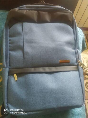 Обсалютно новый рюкзак, очень вместительный с большим количеством