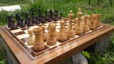 Спорт и хобби - Бишкек: Продаю шахматы игровые, сувенирные, любого размератри в одном в комп