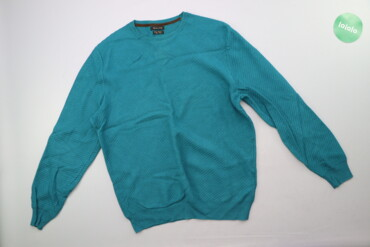 Чоловічий светр Massimo Dutti, р. М   Довжина: 66 см Ширина плечей: 45
