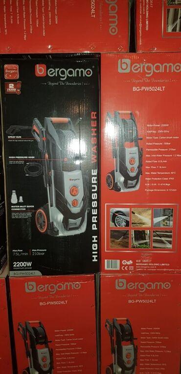 Moyka aparatı.Firma Bergamo İtalyan texnologiyası ilə istehsal