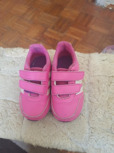 Dečije Cipele i Čizme - Majdanpek: Original Adidas patike br.21,unutrasnje gaziste 13.5cm