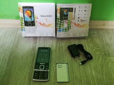 Ostalo - Paracin: Nokia 6300 Srpski meniSamo 2500 dinara.Porucite odmah u Inbox