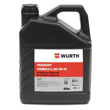 Масло моторное Triathlon® FORMULA LL 5W-30 по оптовой цене со склада с
