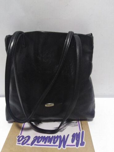 MANUAL velika kožna torba izradjena od prirodne fine kvalitetne
