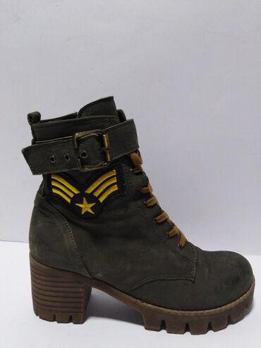 ITALY vrhunske kožne duboke cipele,prirodna vrhunska brušena