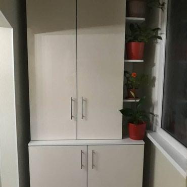 Мебель на заказ - Кок-Ой: Шкаф для балкона, на заказ сделаем