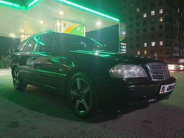 w124 бишкек in Кыргызстан | MERCEDES-BENZ: Mercedes-Benz C-Class 2.4 л. 2000 | 300000 км