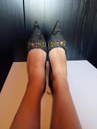 Markirane cipele bez ostecenja. Broj 40 gaziste 26 cm - Prokuplje