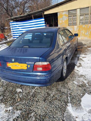 zapchasti bmv e28 в Кыргызстан: BMW 520 2.2 л. 2002 | 280000 км
