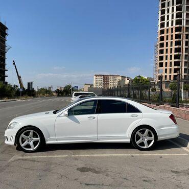 продам авто в рассрочку in Кыргызстан | MERCEDES-BENZ: Mercedes-Benz S-Class 4.7 л. 2006 | 358000 км