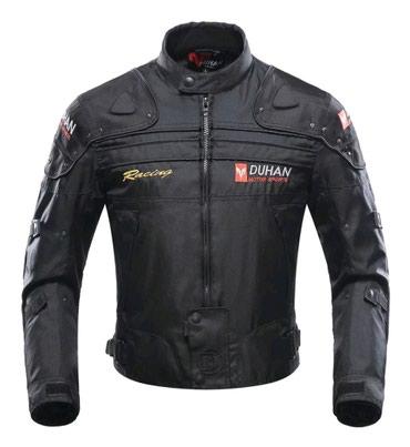 Sako i pantalone - Srbija: Moto odelo - komplet novo L vel sa etiketomSa protektorima i jakna i