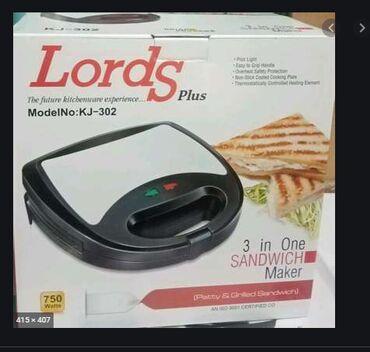 Сэндвичница Lords plus MN-302 3 в 1 (вафельница / гриль)Страна