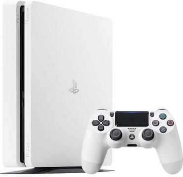 домашний кинотеатр sony в Азербайджан: Sony PlayStation 4 Slim (1TB,White)Məhsul kodu: Kredit kart sahibləri
