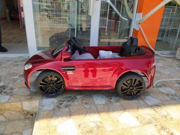 Alfa romeo 146 14 mt - Azərbaycan: Alfa Romeo uşaq maşını. Akumlyatorla çalışır. Uşaq pedal ilə sürə