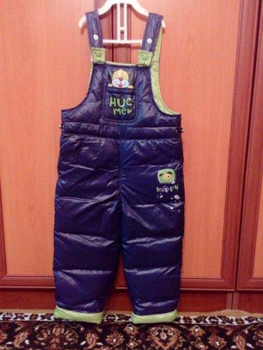 Bakı şəhərində Комбез,можно сказать новый.был одет на 10 мин,4-6 лет,в зависимости