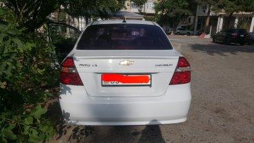 Bakı şəhərində Chevrolet Aveo 2011