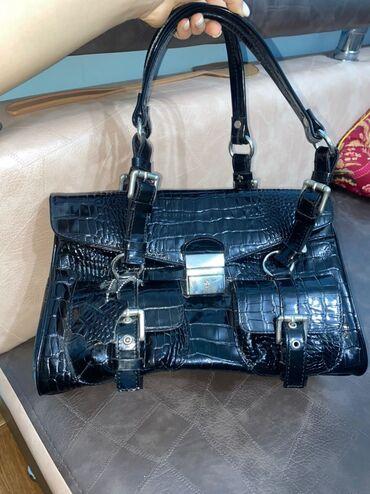 Кожаная сумка из Турции. Абсолютно новое. Брали за 5000, прошу 2000