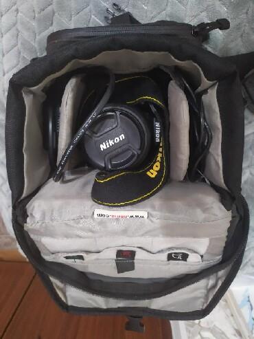 Продам зеркальный фотоаппарат Nikon d3000. Состояние очень хорошее