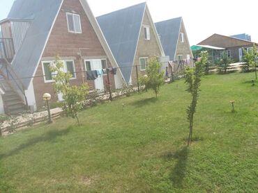 Продажа коммерческой недвижимости в Нарын: Продаю гостевой дом на Иссык-Куле в селе Тамчы на 45 мест, участок 12