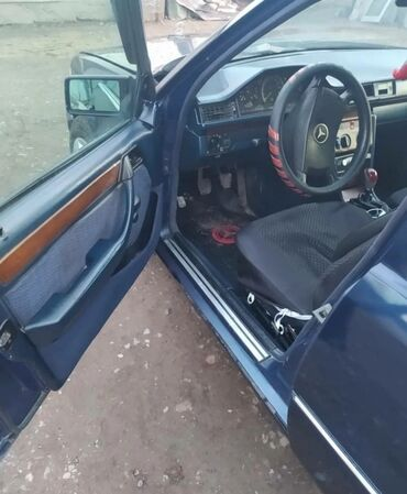 Mercedes-Benz 230 2.3 л. 1990 | 58000 км