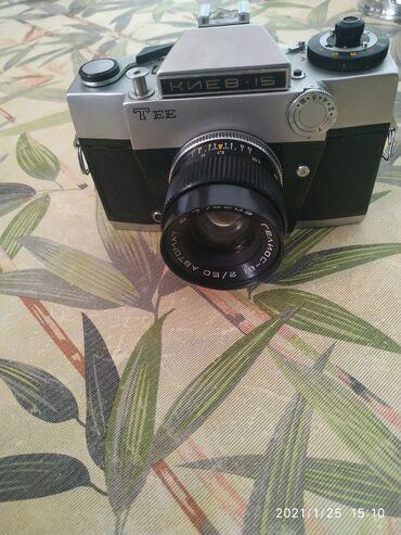 Kiev-15 original fotoaparat.Giymeti razılaşmaq olar