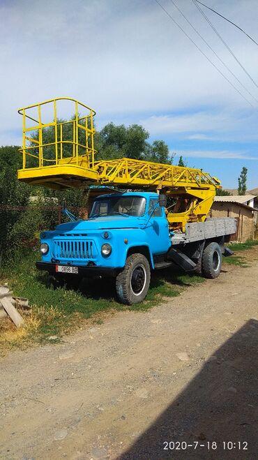 автовышка бишкек in Кыргызстан | ГРУЗОВЫЕ ПЕРЕВОЗКИ: Автовышка АП-17м Газ-53, установка вся в рабочем состоянии, на ходу.В
