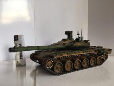 Стендовая модель Российского боевого в Бишкек