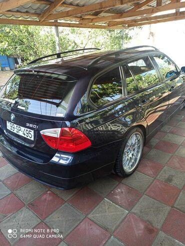 bmw 320 cabrio - Azərbaycan: BMW 320 2 l. 2008 | 47000 km