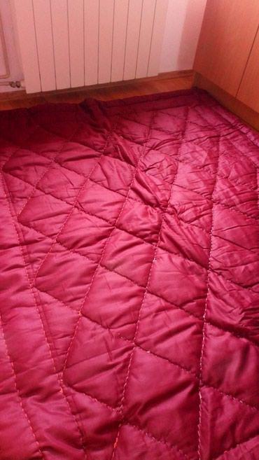 Rucno siven jorgan, punjen 100 %vunom,nije koriscen, dimenzija 188cm x - Stara Pazova