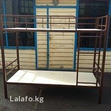 Делаю двухъярусные кровати на заказ в Бишкек