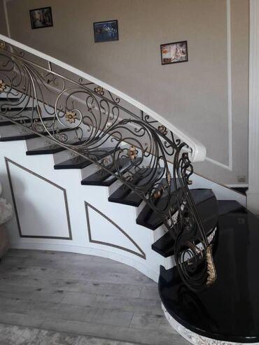 лестница бишкек в Кыргызстан: Лестницы | Монтаж, Изготовление перил | Металл
