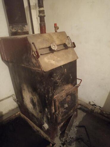 Все для дома и сада - Сокулук: Печка для отопленя 800 кв хороший рабочи
