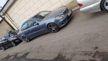 Транспорт - Дачное (ГЭС-5): Mercedes-Benz E-класс AMG 3.2 л. 2002 | 2999999 км