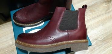 Женские кожаные ботинки Inci Турция, в Бишкек