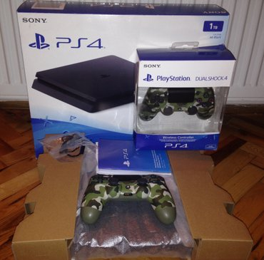 Playstation 4 slim 1tb garancija - Pancevo