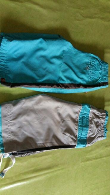 Kratke pantalone za dečake vel.4god.(polovne,očevane,kupljene u