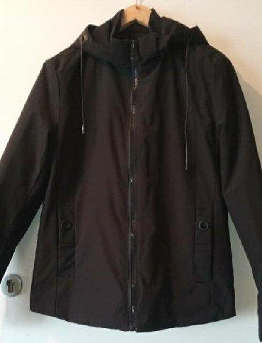 Мужская куртка на подростка до 16 лет, деми, почти новая