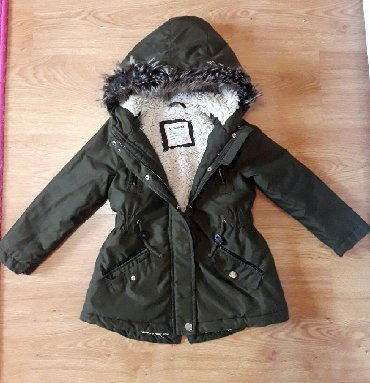 Dečije jakne i kaputi | Sremska Mitrovica: LC waikiki jakna velicina 6. Cena je povoljnija jer jakna ima malo