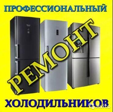 Ремонт   Холодильники, морозильные камеры   С выездом на дом
