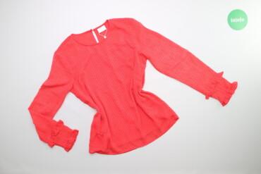 Жіноча блуза у маленький горох Vila, p. XS    Довжина: 60 см Ширина пл