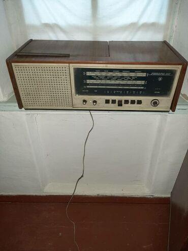 Медтовары - Баткен: Илгерки эски радио сатып алам