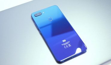 • Xiaomi Mi 8 Lite 4/64GB,Blue • в Bakı