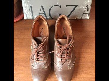 Ботинки удобные, кожа, 37 размер, в Бишкек
