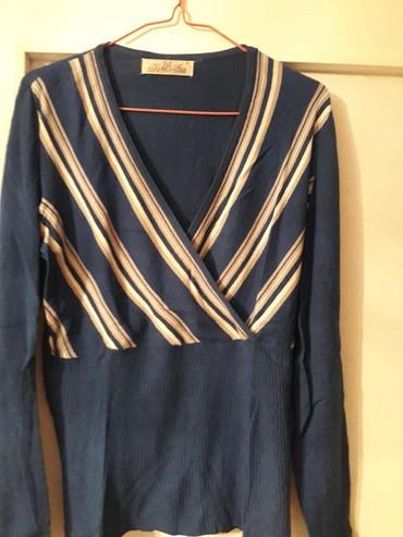 Duga haljina americi - Srbija: Bluza dug rukav