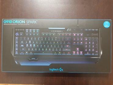 Bakı şəhərində Logitech G910 Orion Spark klaviatura