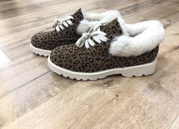 Продаю новые ботинки зима