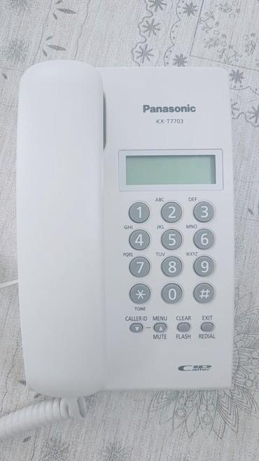 Panasonic kx t7730x - Кыргызстан: Телефон Panasonic KX-T7703. Состояние отличное. 500 сом
