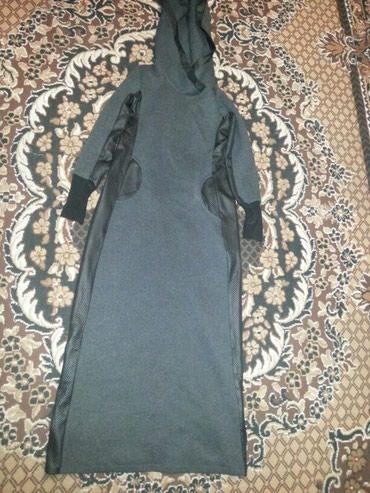 Тёплое платье 44-46 размер  в Бишкек